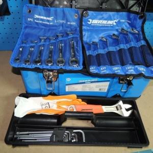 Kit herramientas de garaje nº1