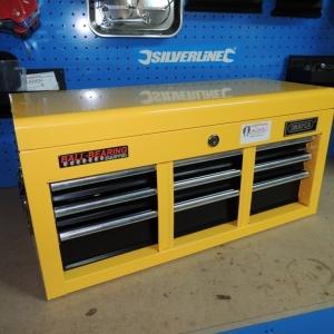 Kit herramientas de garaje nº2