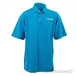 Camiseta polo de algodón Silverline XL