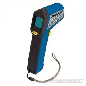 Termómetro láser infrarrojo