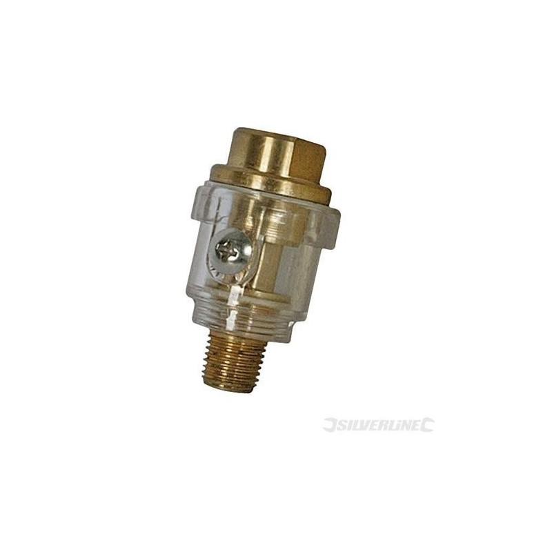 Mini lubricador automático