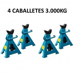 Caballetes 3 Tn