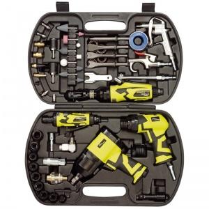 Conjunto herramientas neumáticas Draper