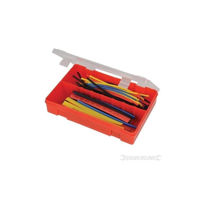 Pack 95 piezas tubo termoretráctil