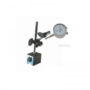 Conjunto reloj comparador y base magnética