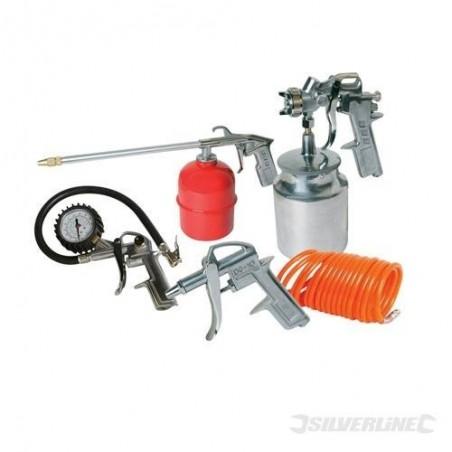 kit compresor 5 piezas