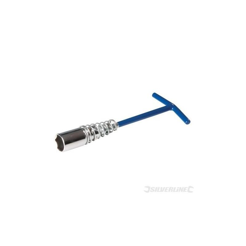 llave de bujías de 21 mm