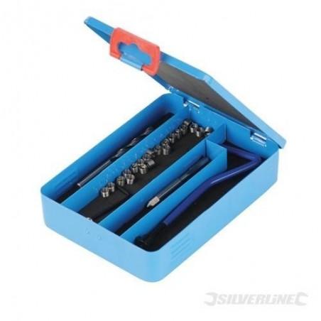 Juego reparador de roscas Helicoil M10 x 1,5 mm