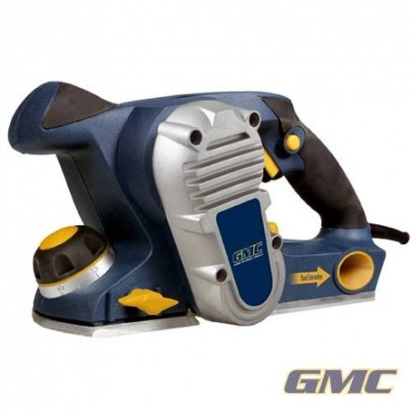 Cepillo GMC 750W Magnesio