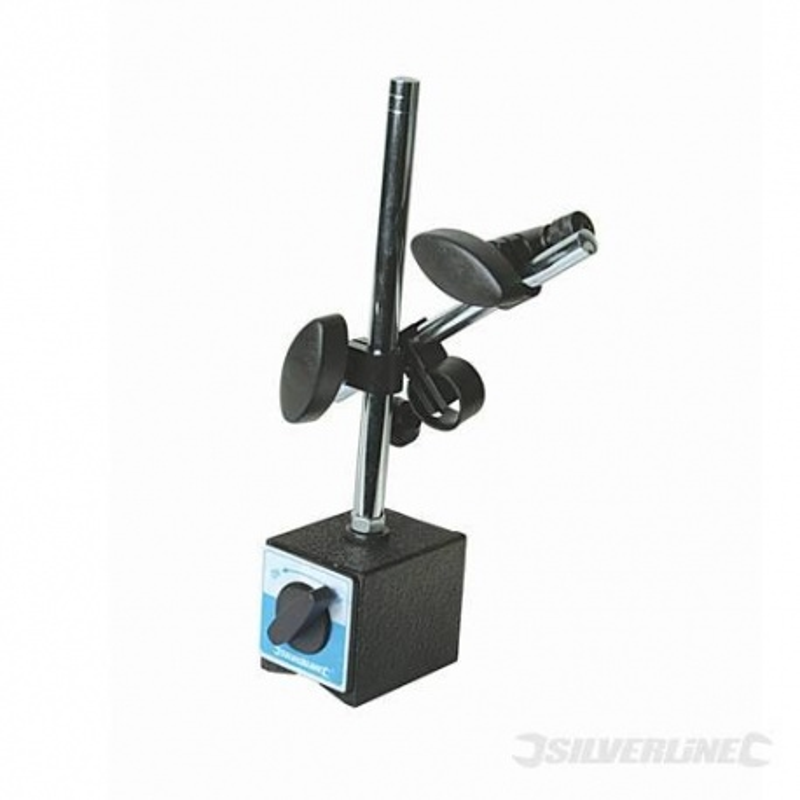Base magnética para indicadores