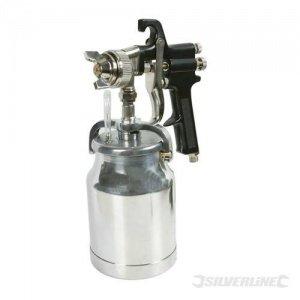 Pistola para pintar de alta presión