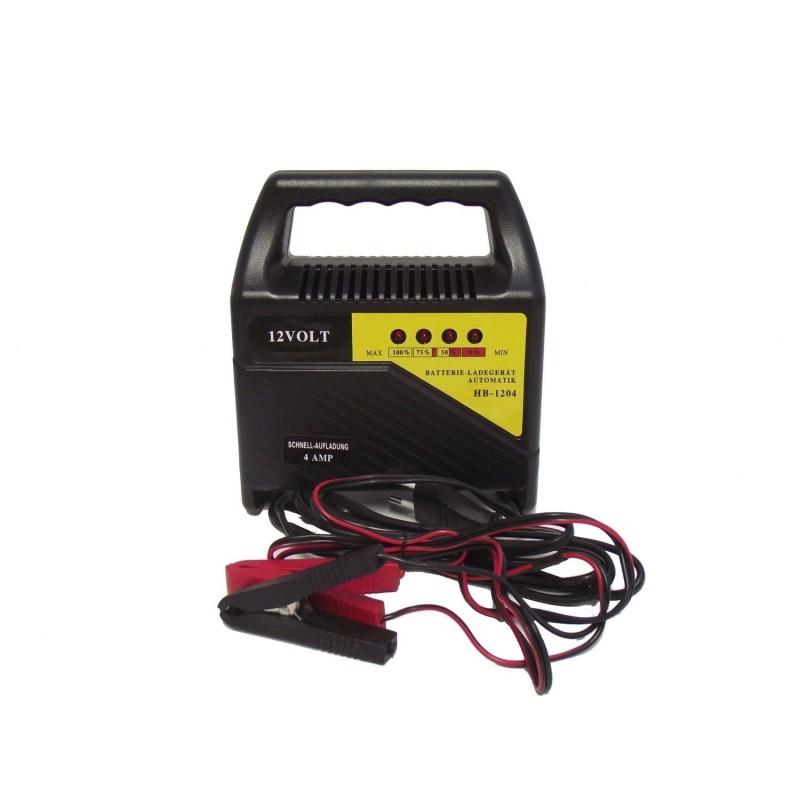 Cargador de Baterías 4 amp