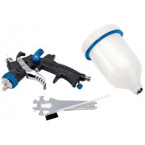 Pistola aerográfica profesional HVLP