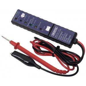 Comprobador de baterías digital