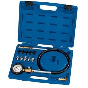 Kit prueba de presión de aceite de 12 piezas