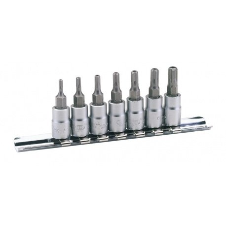"Kit puntas ""five lobe"" (TORX 5 CARAS)"