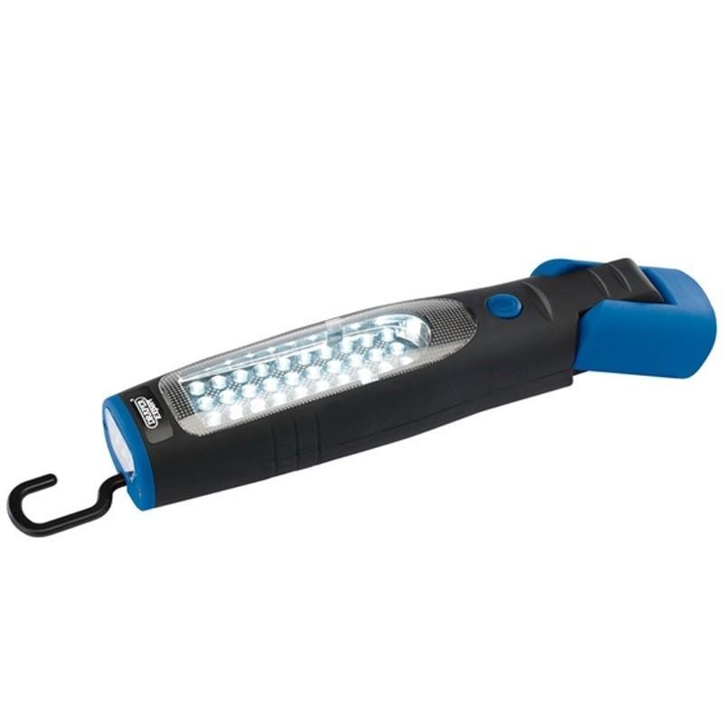 Lámpara de Inspección Magnética LED Recargable (litio)