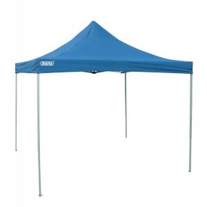 Pérgola plegable azul 3x3 metros