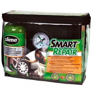 Reparación de emergencia de neumáticos pinchados
