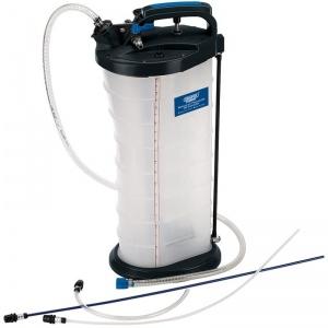 Extractor de aceite, manual y neumático