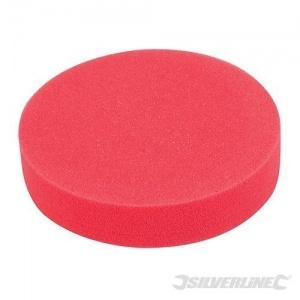 Esponja de pulido ultra blanda con velcro 180 mm