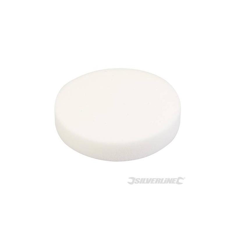 Esponja de pulido dura con velcro 180 mm