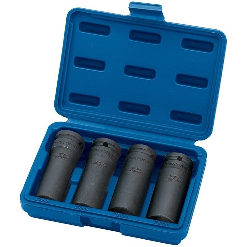 Vasos Extractores de tuercas antirrobo